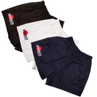 Samurai Professional Rugby Shorts, JUNIO