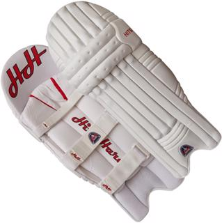 Hits Hard Red Cricket Batting Pads