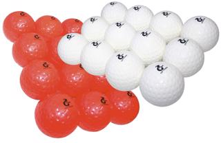 Gryphon Practice Dimple Hockey Balls -%2