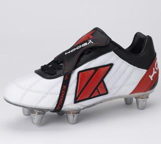 Kooga Nuevo FTX LCST Rugby Boots JUNIO