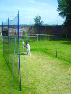 Tildenet 2 x Portanets Cricket Net Sys