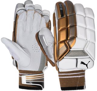 Puma EVO SE Batting Gloves GOLD/BLACK,