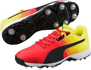 Puma evoSPEED 18.1 Cricket Spike FLAME