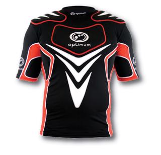 Optimum Blitz Rugby Protective Top