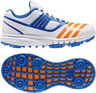Adidas Howzatt J Spike Cricket Shoe