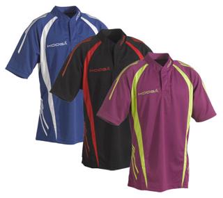Kooga Match Panel Rugby Shirt JUNIOR