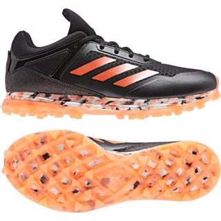 adidas FABELA Zone Hockey Shoes BLACK