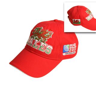 Rugby World Cup Wales Cap