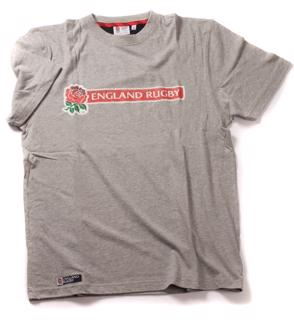 England Rugby Cracked Print T-Shirt