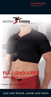 Precision Training Neoprene Full Shoulder%