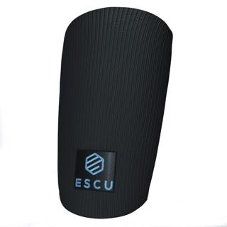 ESCU Cricket Wrist Guard BLACK, JUNIOR