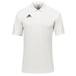 adidas Howzat 21 SS Cricket Shirt