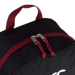 Canterbury Medium Back Pack BLACK/RED DH