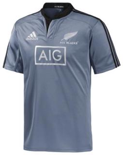 adidas All Blacks Rugby Training Jersey