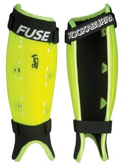 Kookaburra Fuse Hockey Shin Guards