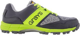 Grays Flash Hockey Shoes GREEN JUNIOR