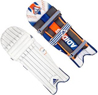 adidas Club J Batting Pads JUNIOR