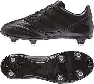 adidas INCURZA SG J Rugby Boots BLACK%