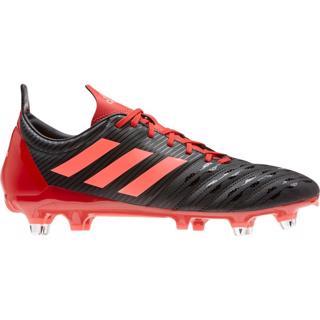 adidas MALICE SG Rugby Boots BLACK/SCARL