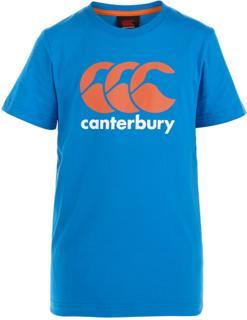 Canterbury CCC Logo T-Shirt JUNIOR ASTER