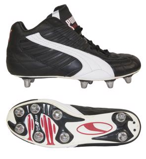 Puma Barbarian Hi soft toe rugby boots