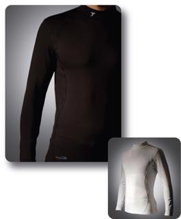 Precision Fit Long Sleeve Base Layer -