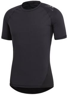 adidas Alphskin Sport SS Tee BLACK