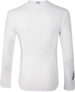 Canterbury Thermoreg Baselayer Top WHITE%2