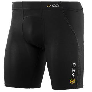 Skins A400 Power Shorts BLACK,