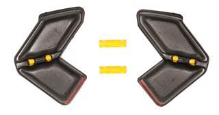 Masuri VS Club Ear Pads Clipped