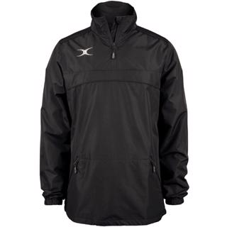 Gilbert Photon 1/4 Zip Jacket BLACK