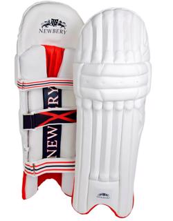 Newbery AXE Cricket Batting Pads