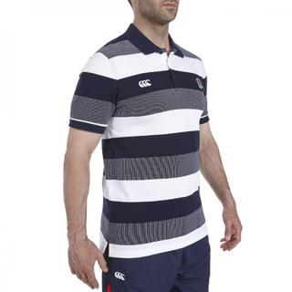 Canterbury England Rugby Textured Stripe%2