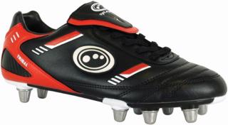 Optimum Tribal Rugby Boot BLACK JUNIOR
