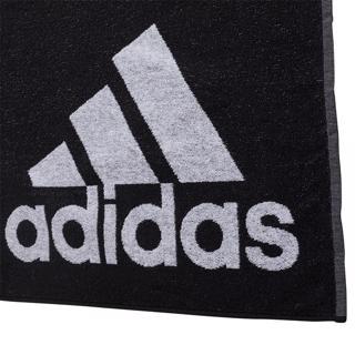 adidas Towel SMALL, BLACK/WHITE