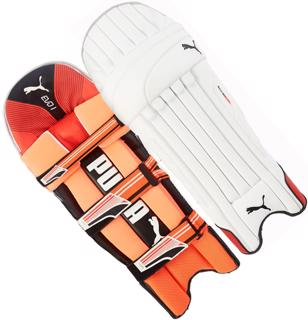 Puma Evo 1 RED Batting Pads