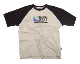 Canterbury RWC 2011 Raglan T-Shirt