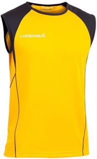 Kooga Elite Tech Vest GOLD/BLACK