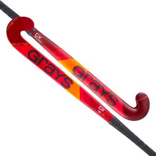Grays GX2000 Dynabow Hockey Stick RED