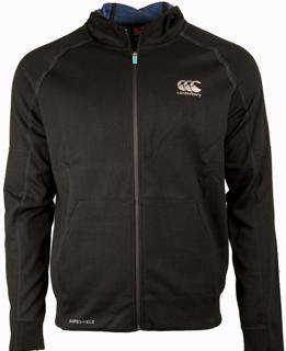 Canterbury Vaposhield Zip Thru Hoody JET