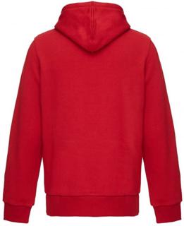 Lions Rugby Supporters Hoody RED