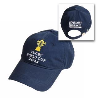 Rugby World Cup Webb Ellis Cup Cap