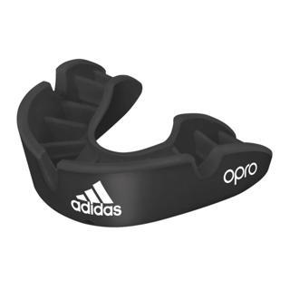 adidas OPRO Bronze Mouthguard BLACK
