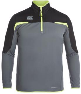 Canterbury Thermoreg 1/4 zip Run Top