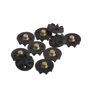 Gray-Nicolls Replacement Rubber Studs, S