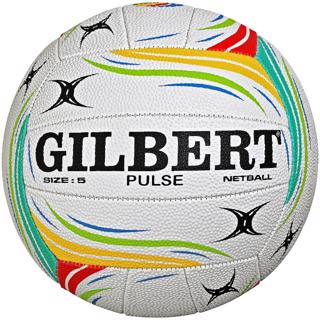 Gilbert Pulse Netball MULTI