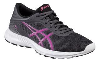 Asics Nitrofuze WOMENS Running Shoe STEE