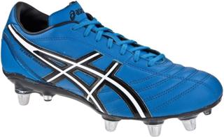 Asics Lethal Charge BLUE Rugby Boots