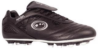 Optimum Razor Moulded Rugby Boots BLACK/
