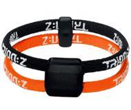 Trion:Z Dual Loop Bracelet BLACK/ORANGE